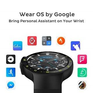 Dieser Smartwatch von Ticwatch hat viele Funktionen, die sehr praktisch sind Test