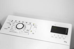 Die Schleuderzahl im Toplader Waschmaschine Test