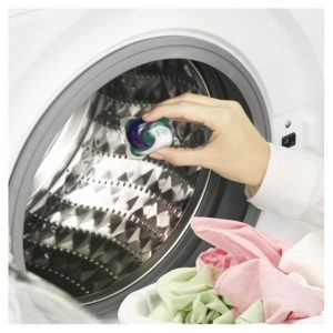 Das Waschmittel Im Toplader Waschmaschine Test