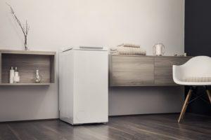 Die Bedienung im Toplader Waschmaschine Test