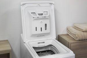 Das Ladevolumen im Toplader Waschmaschine Test