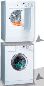 Anti Vibrations Matten im Toplader Waschmaschine Test