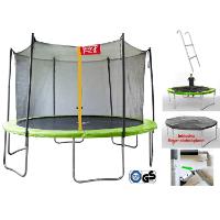 IZZY SPORT 73915 Trampolin mit Netz Test