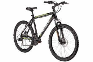 Ultrasport Hardtail Mountainbike 26 Crossrad im Test von Expertentesten