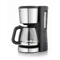 Cromargan-Silber Filterkaffeemaschine mit Aromaglaskanne von WMF BUENO