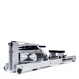 Das Water Rower Monitor S4 Rudergerät hat ein sehr schönes Design im Test