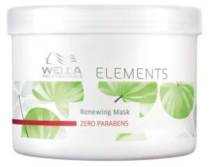 Wella Elements stärkende Maske, 1er Pack, (1 x 0,5 L)