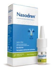 Wie funktioniert ein Nasenspray im Test?
