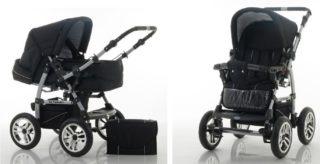 Der dein_babyladen flash kinderwagen im test und vergleich