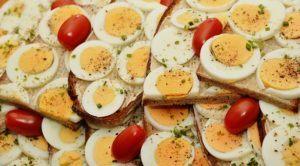 Eier Sandwich