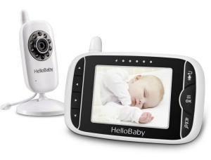 Babyphone von HelloBaby mit Monitor