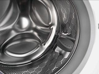 AEG L6FB54680 Waschmaschine Innenraum im Test