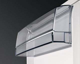 Fächer von AEG SKB58831AS Kühlschrank im Test