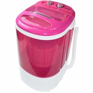Welche Arten von kleinen Waschmaschinen gibt es in einem Test?