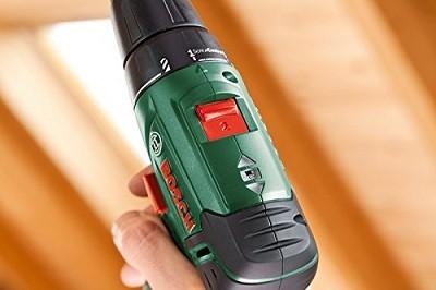 Bosch Akkuschrauber EasyDrill 12-2 im Test