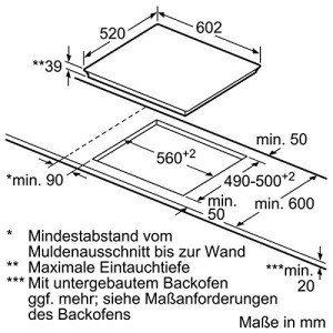 Siemens ET675FN17E Induktionskochfeld: Eigenschaften, Test und Vergleich
