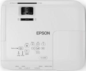 Der Epson EB-U04 Beamer mit übersichtlichem Menü im Test und Vergleich bei Expertentesten