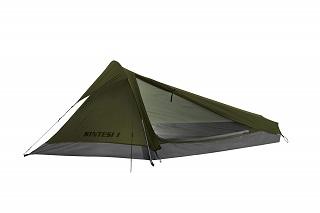 DAs Sintesi 1 Person Zelt ist sehr gut verarbeitet Test
