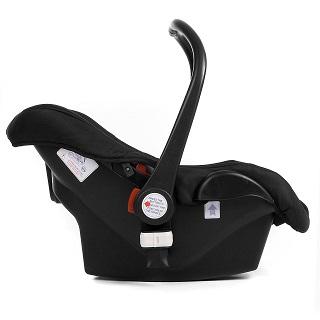 Der Kindersitz mit Seitenaufprallschutz von Froggy COCOON im Test und Vergleich bei Expertentesten