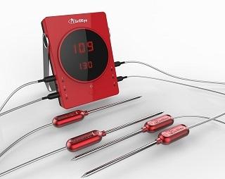 Der Grillthermometer mit Bluetooth von Grilleye GE0001 im Test und Vergleich bei Expertentesten
