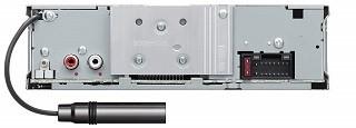 Das DAB Autoradio mit Diebstahlschutz KMM-DAB403 von Kenwood im Test und Vergleich