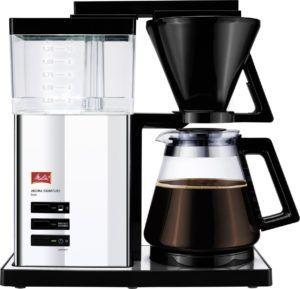 Filterkaffeemaschine AromaSignature DeLuxe Style 100704 von Melitta im Test