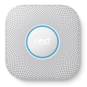 Nest Protect der zweiten Generation im Rauchmelder Test