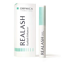 ORPHICA Realash Wimpernserum Test