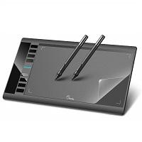 Dieses speziell für Künstler konzipierte Grafiktablett fungiert als eine Art digitale Leinwand für Mac oder PC.