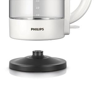 Der Glas Wasserkocher mit 2 Jahre Garantie von Philips HD9340 00 im Test und Vergleich bei Expertentesten