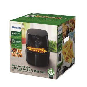 Philips HD962190 Turbostar Airfryer Fritteuse ohne Fett Online Handel im Test