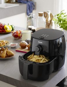 Philips HD962190 Turbostar Airfryer Fritteuse ohne Fett im Test