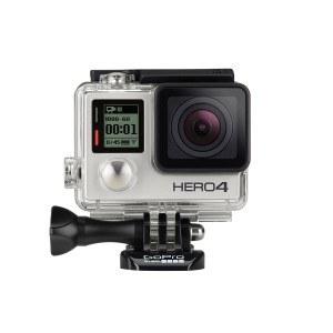 GoPro HERO4 Silver Action Cam: Praxiseinsatz, Test und Vergleich