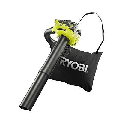 Fangsack von Ryobi Benzin-Laubsauger 5133002353 im Test