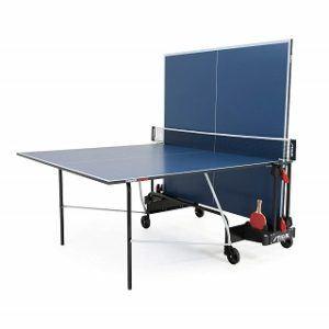 Die Winner Tischtennisplatte hat sich sehr gut im Test gezeigt