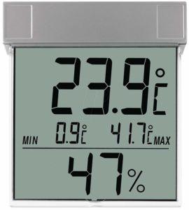 TFA Dostmann Min-Max-Außenthermometer im Test