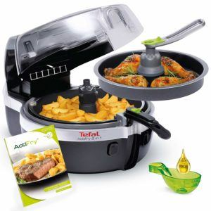 Tefal ActiFry YV960130 2in1 Heißluft-Fritteuse ohne Fett Test