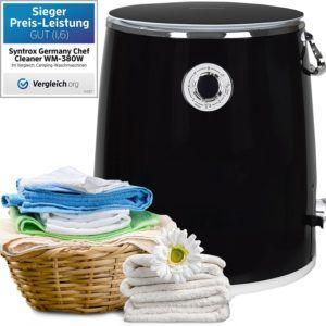 Ein kleiner Exkurse über Camping Waschmaschine mit den richtigen Tipps und Tricks