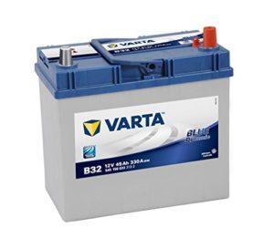 12 Volt Autobatterie von Varta