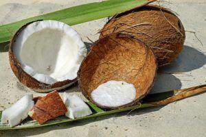 Haarkur Kokosnuss