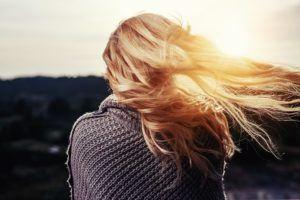 Haarkur Sonne