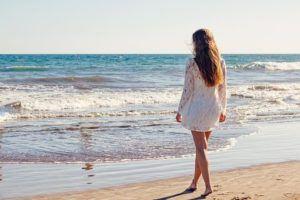 Haarkur Strand