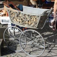 Kinderwagen gebraucht und antik
