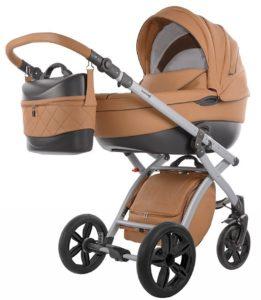 Knorr Baby Kinderwagen mit Sportwagenaufsatz mit Sitzeinlage und Beindecke im Test