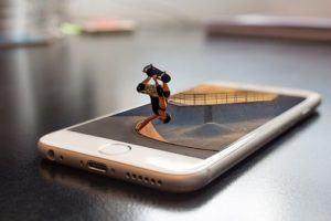 Solar Powerbank Smartphone 3d Animation