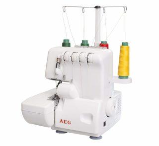 Die AEG 760-A Overlock – Nähmaschine im test und vergleich