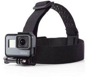AmazonBasics Kopfgurt für GoPro Actionkamera Helmkamera im Test
