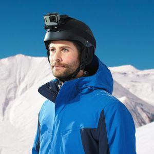 AmazonBasics Kopfgurt für GoPro Helmkamera richtig befestigen Test
