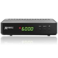 Anadol HD 202c DVB-C Receiver Test