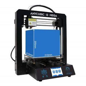 Der  I3 Mega 3D Drucker ist sehr stabil und gut verarbeitet Test